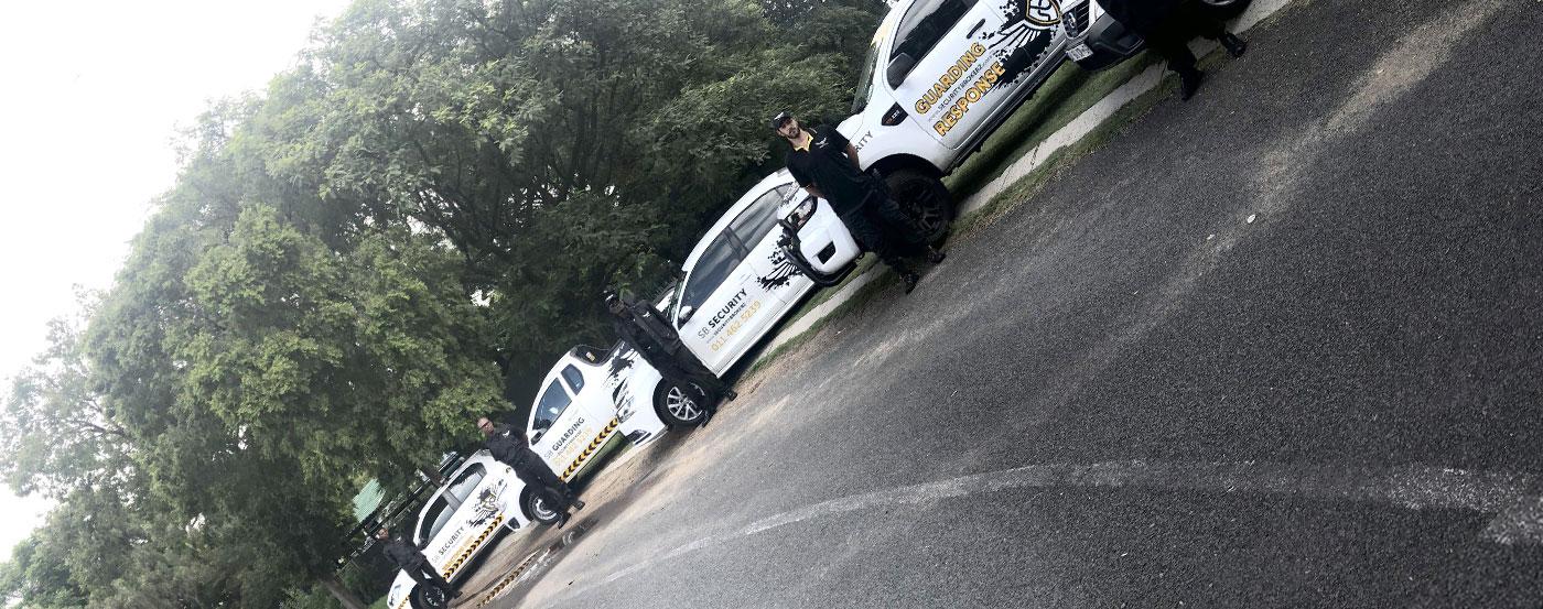 Armed Reaction in Randparkridge